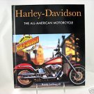Harley Davidson The All American Motorcycle DVD HC Book Set