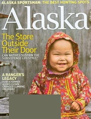Alaska Magazine June 2009 Back Issue