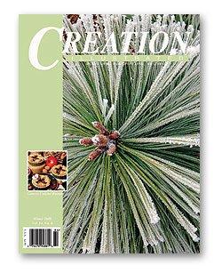 Creation Illustrated Magazine Winter 2008 Back-Issue