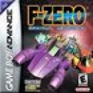 Nintendo F-Zero Maximum Velocity GBA Game Boy Advance