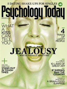 Psychology Today Magazine August 2009 Back Issue