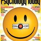 Psychology Today Magazine February 2009 Back Issue