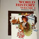 Annual Editions World History V.1 Prehistory-1500 3rd Ed