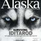 Alaska Magazine March 2010 Mines Iditarod Race Back Issue