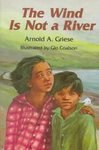 The Wind Is Not A River Arnold Griese Alaskan Alaska WWII Book