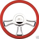 New Billet Specialties Steering wheel complete package