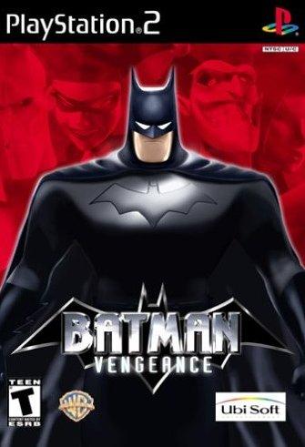 Batman Vengeance (PlayStation 2, PS2)