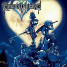 Kingdom Hearts (PlayStation 2, PS2) (Never Played)
