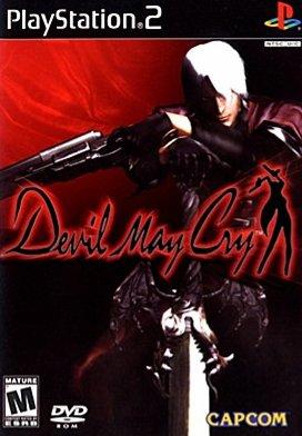 Devil May Cry (PlayStation 2, PS2)