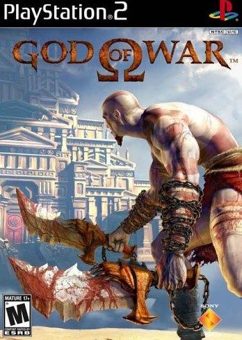 God of War (PlayStation 2, PS2)