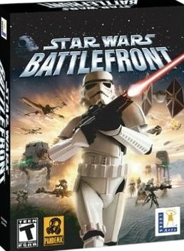 Star Wars: Battlefront (PlayStation 2, PS2) (Never Played)