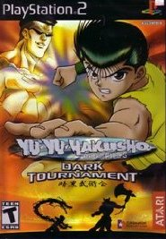 Yu Yu Hakusho: Dark Tournament (PlayStation 2, PS2)