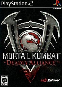 Mortal Kombat: Deadly Alliance (PlayStation 2, PS2)