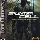 Tom Clancy's Splinter Cell (PlayStation 2, PS2)