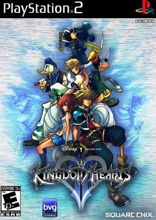 Kingdom Hearts II (PlayStation 2, PS2) (Never Played) (Rare Original First Edition)