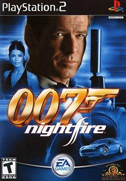 James Bond 007: NightFire (PlayStation 2, PS2)