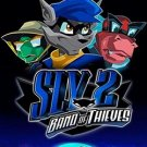 Sly 2: Band of Thieves (PlayStation 2, PS2)