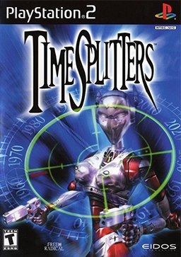 TimeSplitters (PlayStation 2, PS2)