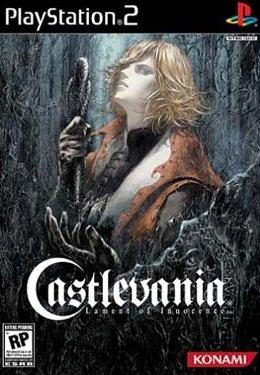 Castlevania: Lament of Innocence (PlayStation 2, PS2)
