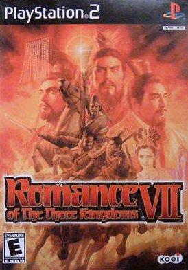 Romance of the Three Kingdoms VII (PlayStation 2, PS2)