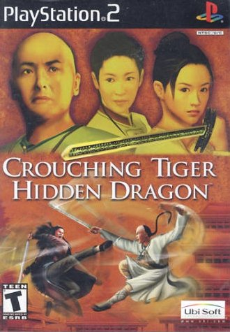 Crouching Tiger, Hidden Dragon (PlayStation 2, PS2)