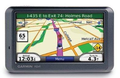 Garmin nüvi 780 4.3'' Widescreen Portable GPS Navigator (Brand New)