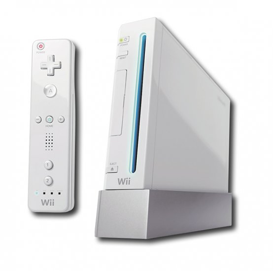 Nintendo Wii Console (Never Used, Free Shipping)