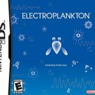 Electroplankton (Nintendo DS) (Brand New, Factory Sealed)