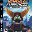 Ratchet & Clank Future: Tools of Destruction (PlayStation 3, PS3) (Brand New, Sealed)