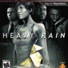 Heavy Rain (PlayStation 3, PS3) (Brand New, Sealed)