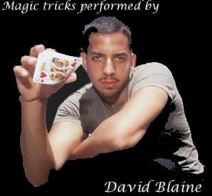 Ebook - David Blain Card Tricks