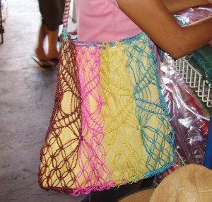 Native Bag - Dahlia #00001