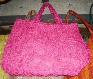 Native Bag - Dahlia #00002