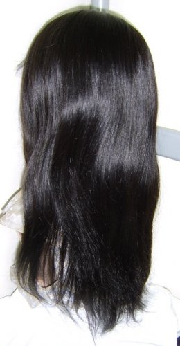 "16""  Indian Virgin Silky Straight PREMIUM HAIR,"