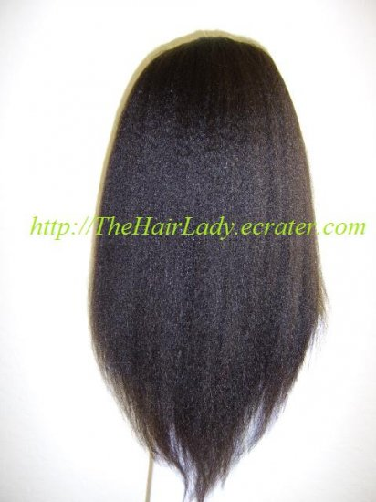 "18"", Kinky Straight,  Color #1b,"