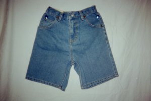 Boys Blue Denim Relaxed Fit Jeans Size 7