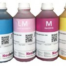 Dye Sublimation Inks For Epson 1400/1430/1440 Printers  6 Colors X 1000ml Free Shipping