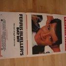 Original Australian Ferris Bueller's Day Off Movie Poster