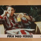 Original German Ferris Bueller's Day Off Promotional Photo