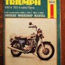 Triumph 650 & 750 4-valve Twins 1963-1983 Manual