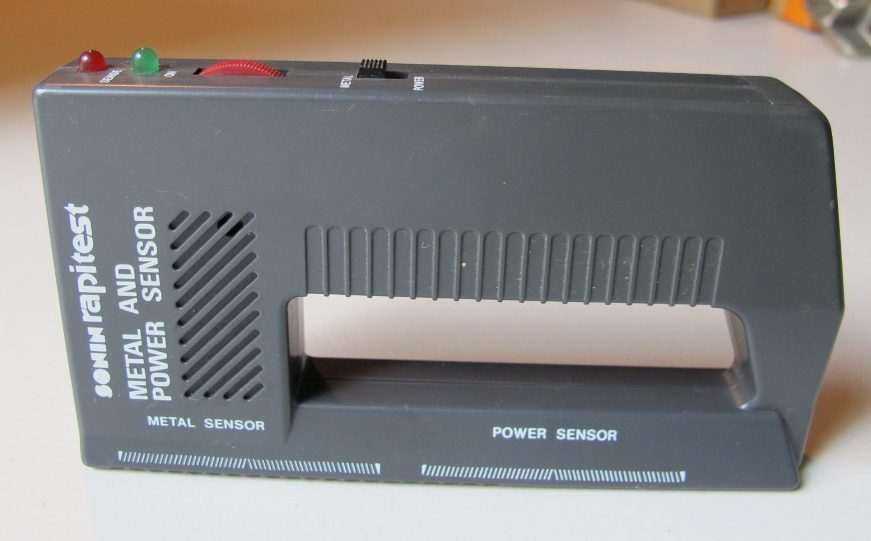 Sonin Rapitest metal and power sensor