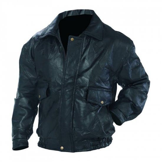 Napoline Leather Jacket