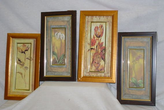Assorted Framed Wall Art