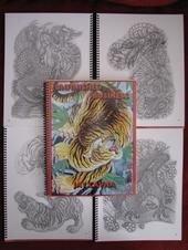 Jay Cavna Sketchbook - Unfinished Business