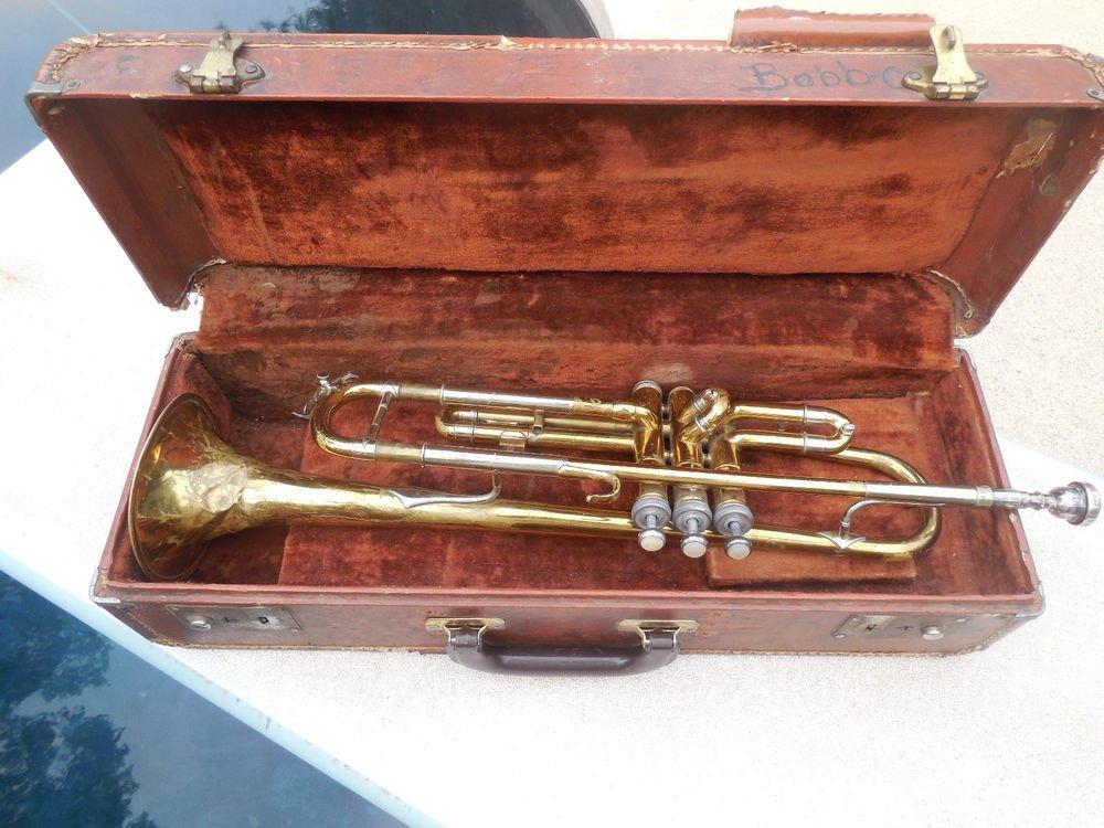 Keefer Trumpet for Parts or Restoration