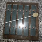 Deagan 5 note Xylophone bar Dinner Bell