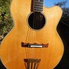 Takamine J-15E Jumbo Jazz Archtop Guitar