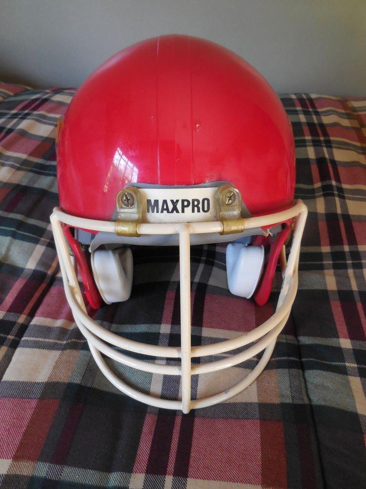 Maxpro 2001 Football Helmet Large 7 1/8 to 7 3/4