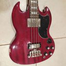 Epiphone EB-3 EB3 SG Set Neck Bass Guitar