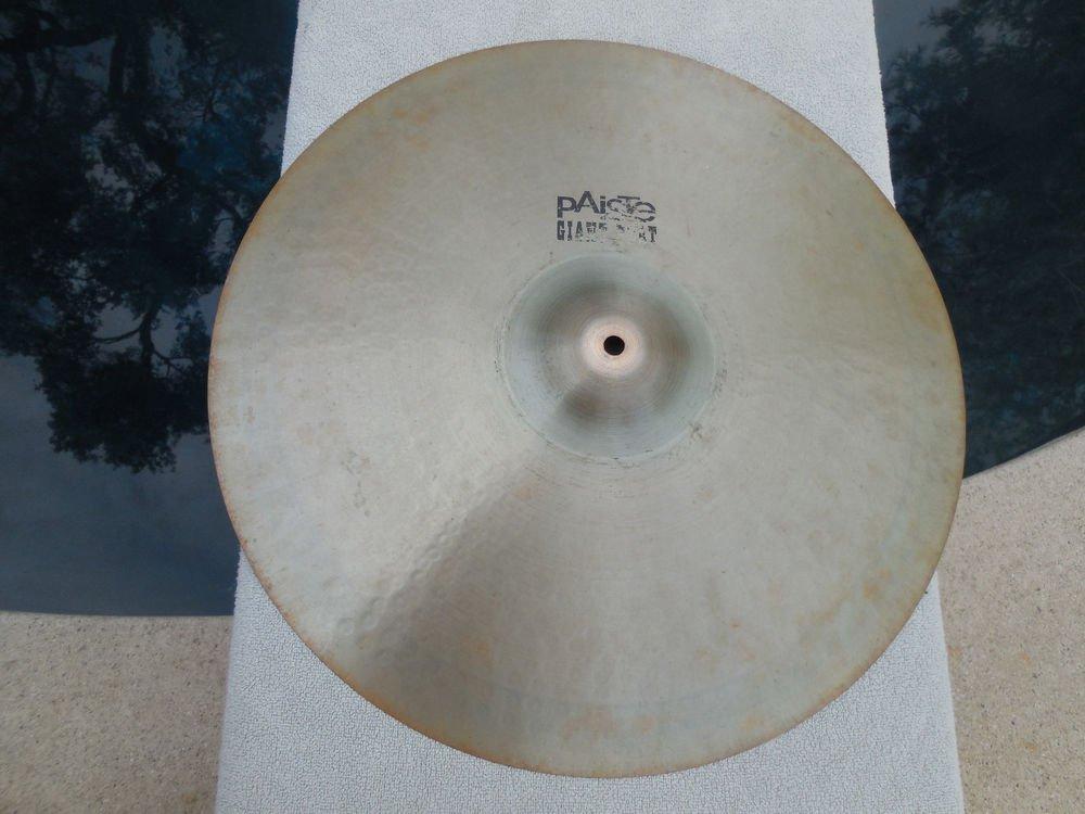 "Paiste Giant Beat Ride Cymbal 20"""